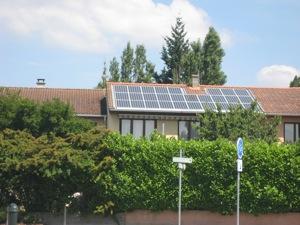 Autoconsommation panneaux photovoltaïques