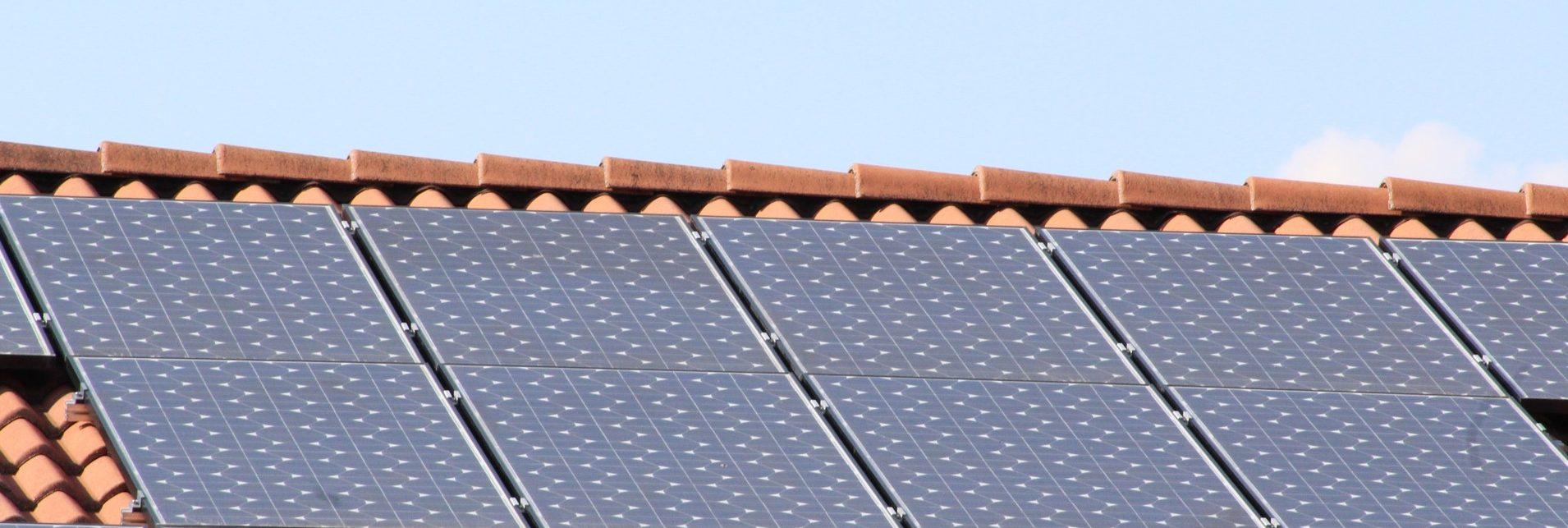 Panneaux solaires pour faire de l'autoconsommation